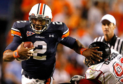 Auburn Faces First Road Test