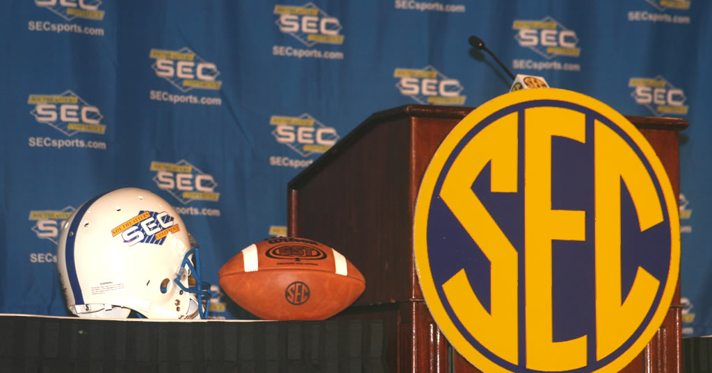 SEC out of top three in latest BCS poll