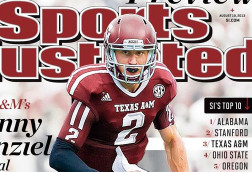 Photos: The SEC's Yeldon, Manziel and Clowney featured on covers of SI