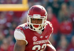 Jonathan Williams, Alex Collins perfect for Arkansas' smash-mouth offense