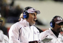 Mississippi State OC leaving for Texas