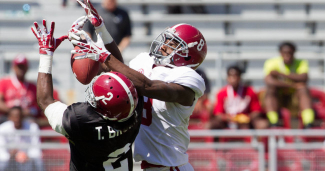 NCAA Football: Alabama-Spring Game
