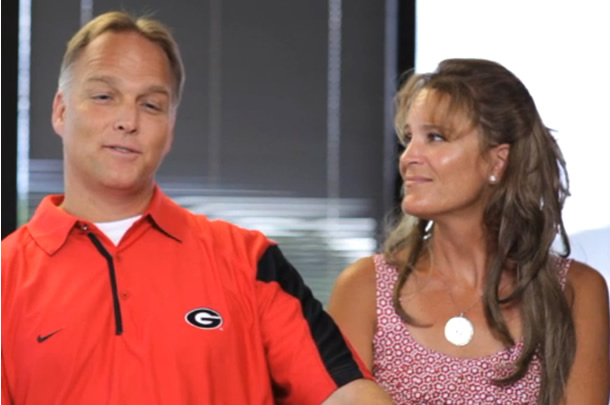 Jeremy Pruitt Wife >> Photos: Meet the wives of the SEC East coaches