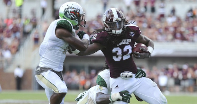 NCAA Football: Alabama-Birmingham at Mississippi State