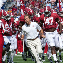 NCAA Football: Florida at Alabama