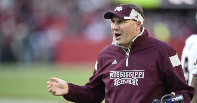 NCAA Football: Mississippi State at Alabama