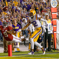NCAA Football: Alabama at Louisiana State