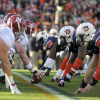NCAA Football: Alabama at Auburn