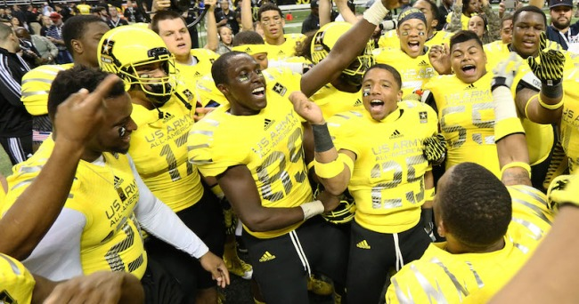 NCAA Football: U.S. Army All-American Bowl
