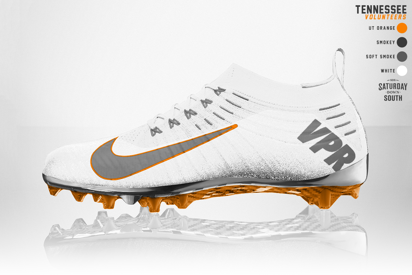 nike swoosh template - 2015 tennessee nike uniform helmet concepts