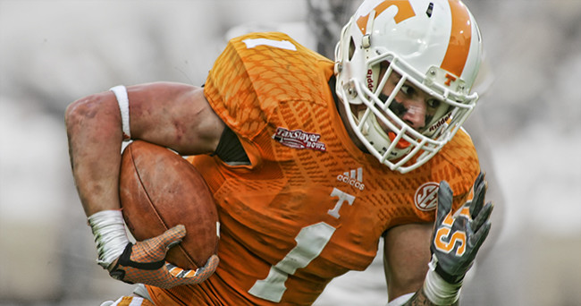 NCAA Football: TaxSlayer Bowl-Iowa vs Tennessee