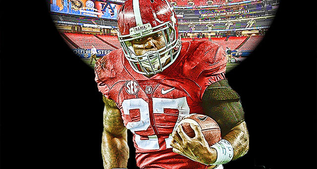 Why Alabama Rb Derrick Henry Should Be At The Heisman