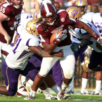 NCAA Football: Alcorn State at Mississippi State