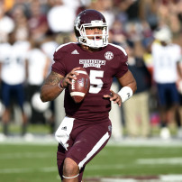 NCAA Football: Tennessee-Martin at Mississippi State