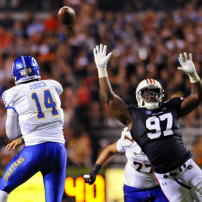 NCAA Football: San Jose State at Auburn