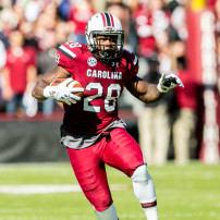 NCAA Football: South Alabama at South Carolina
