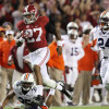 NCAA Football: Auburn at Alabama