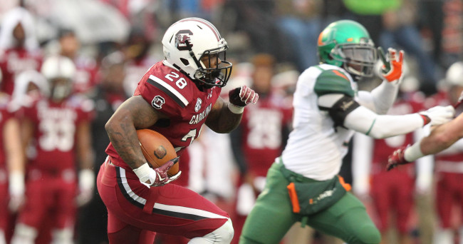 NCAA Football: Independence Bowl-Miami vs South Carolina