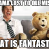 Ted Bama Lost to OM MEME
