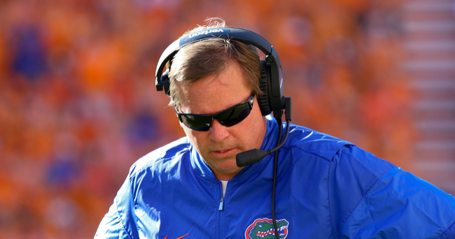 Florida coach Jim McElwain talks about LSU game, updates ...