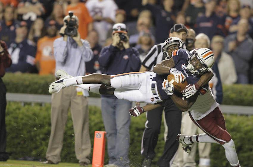 2014 South Carolina Vs Auburn