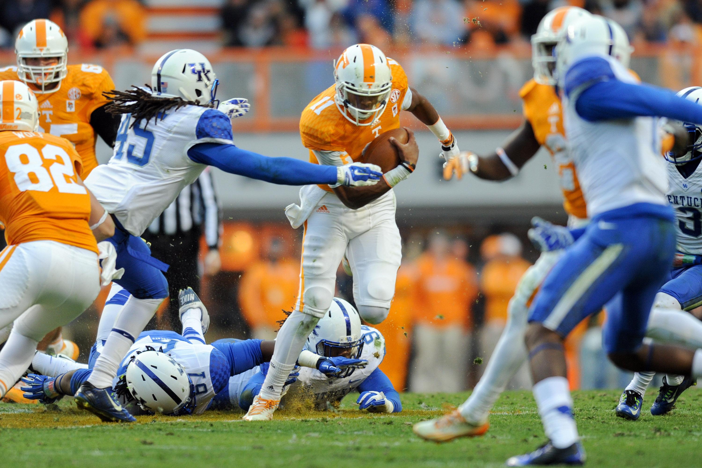 2014 Kentucky vs Tennessee