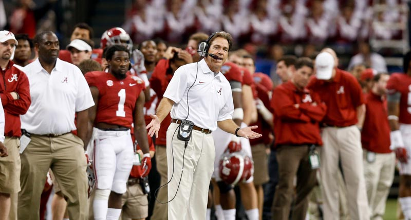 NCAA Football: Sugar Bowl-Alabama vs Oklahoma