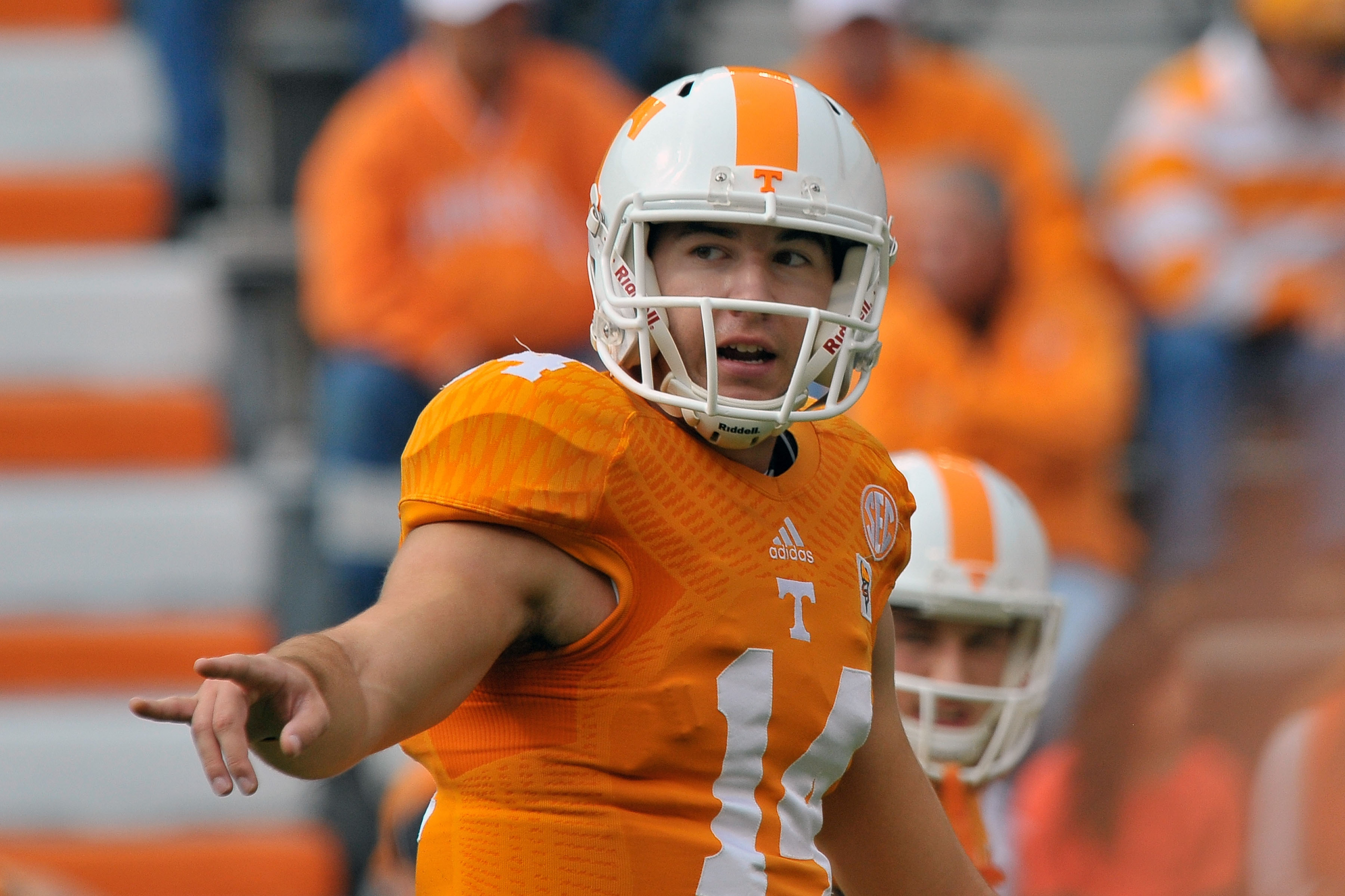 Tennessee Volunteers: Five players to watch against Utah State