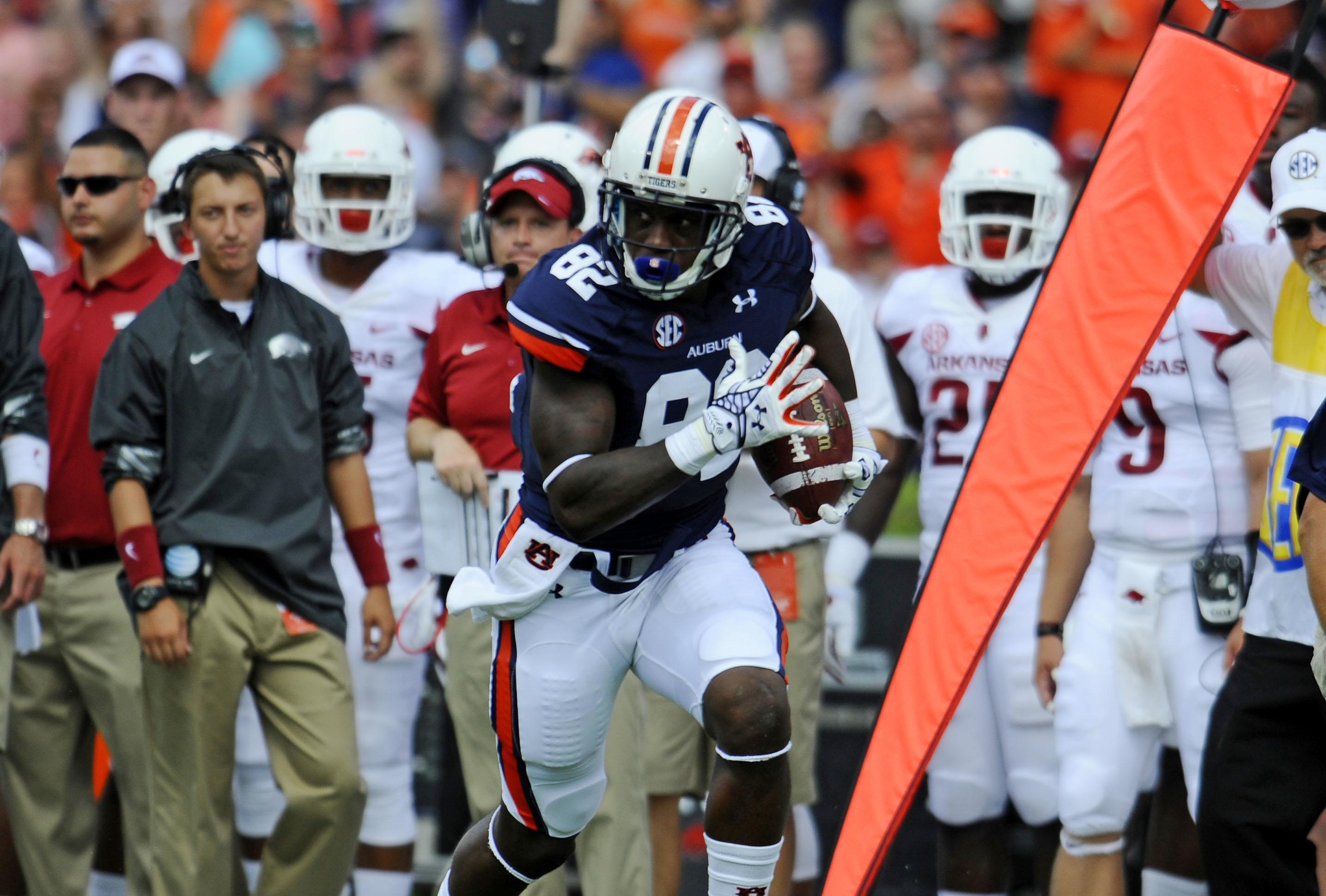 S Ray Football Video: Auburn&#...