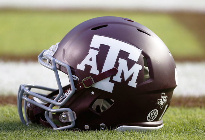 Look Texas A M Teases Uniform Combination For Game Against Alabama