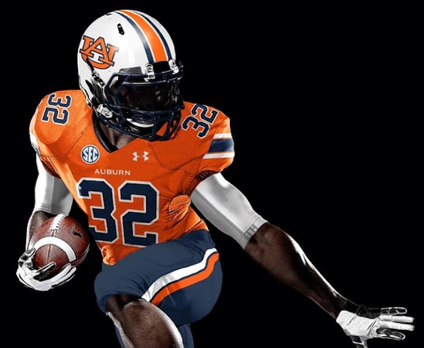 754fcec5fd5 Ranking the SEC's 2014 alternate concept uniforms