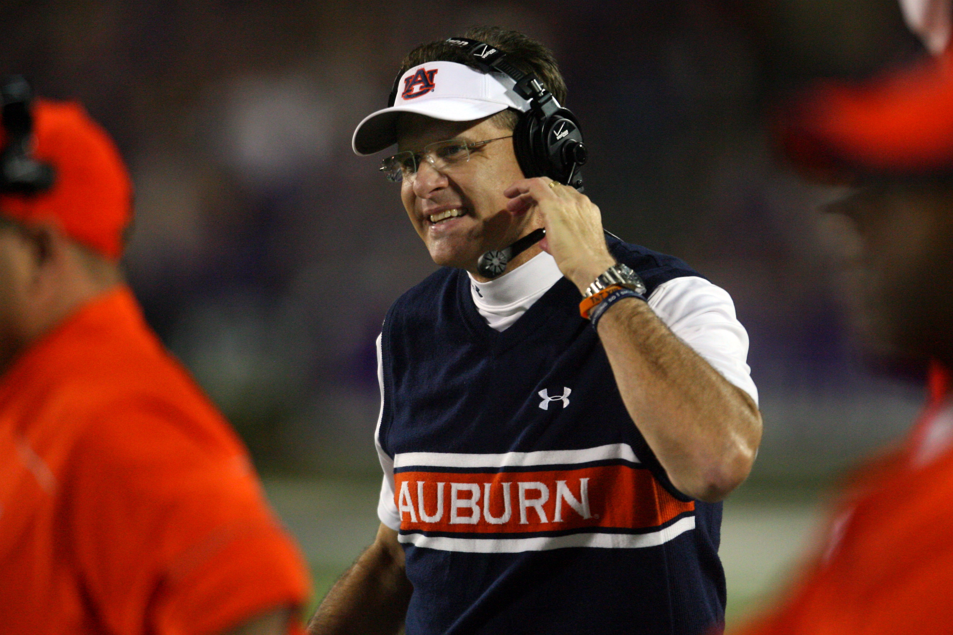 84ac6a261 Gus Malzahn asked about potential NFL interest