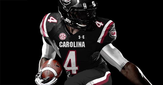 South Carolina returning to long-awaited black alternate uniforms vs.  Tennessee  1b9340723