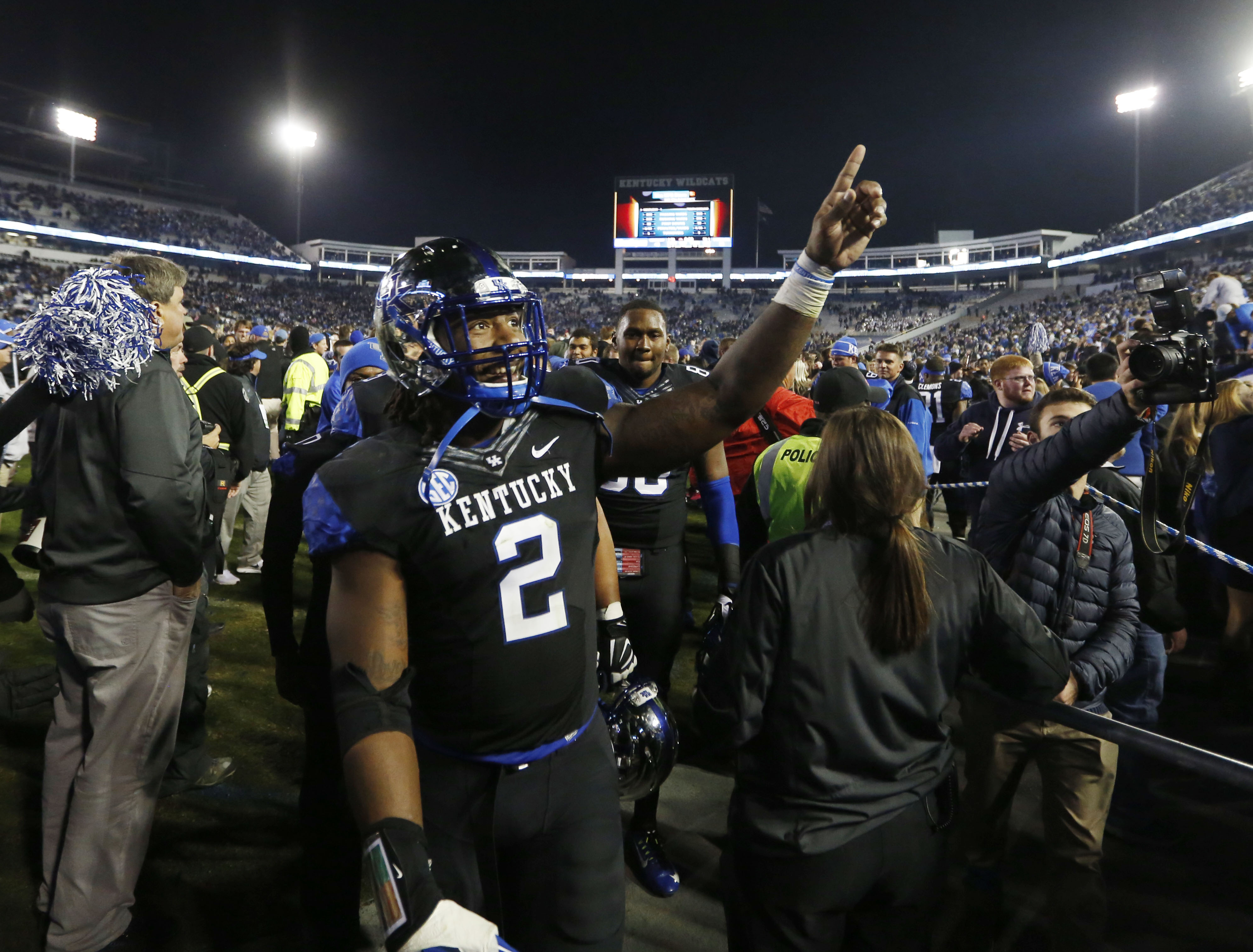 the latest e3aef 4e3e1 SEC Kickoff: Everything you need to know about Kentucky at ...