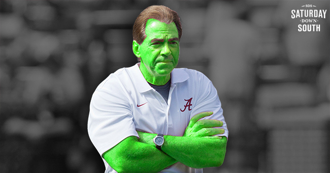 NCAA Football: Florida Atlantic at Alabama
