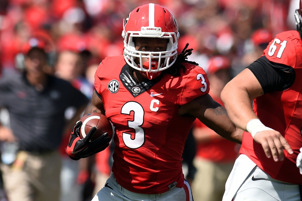 8822fd618 Todd Gurley's college career perfect in NFL's eyes