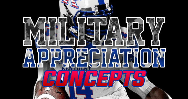 8c6a90e5b SEC Military Appreciation uniform concepts