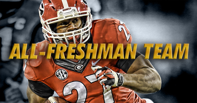 SEC All-Freshman team announced