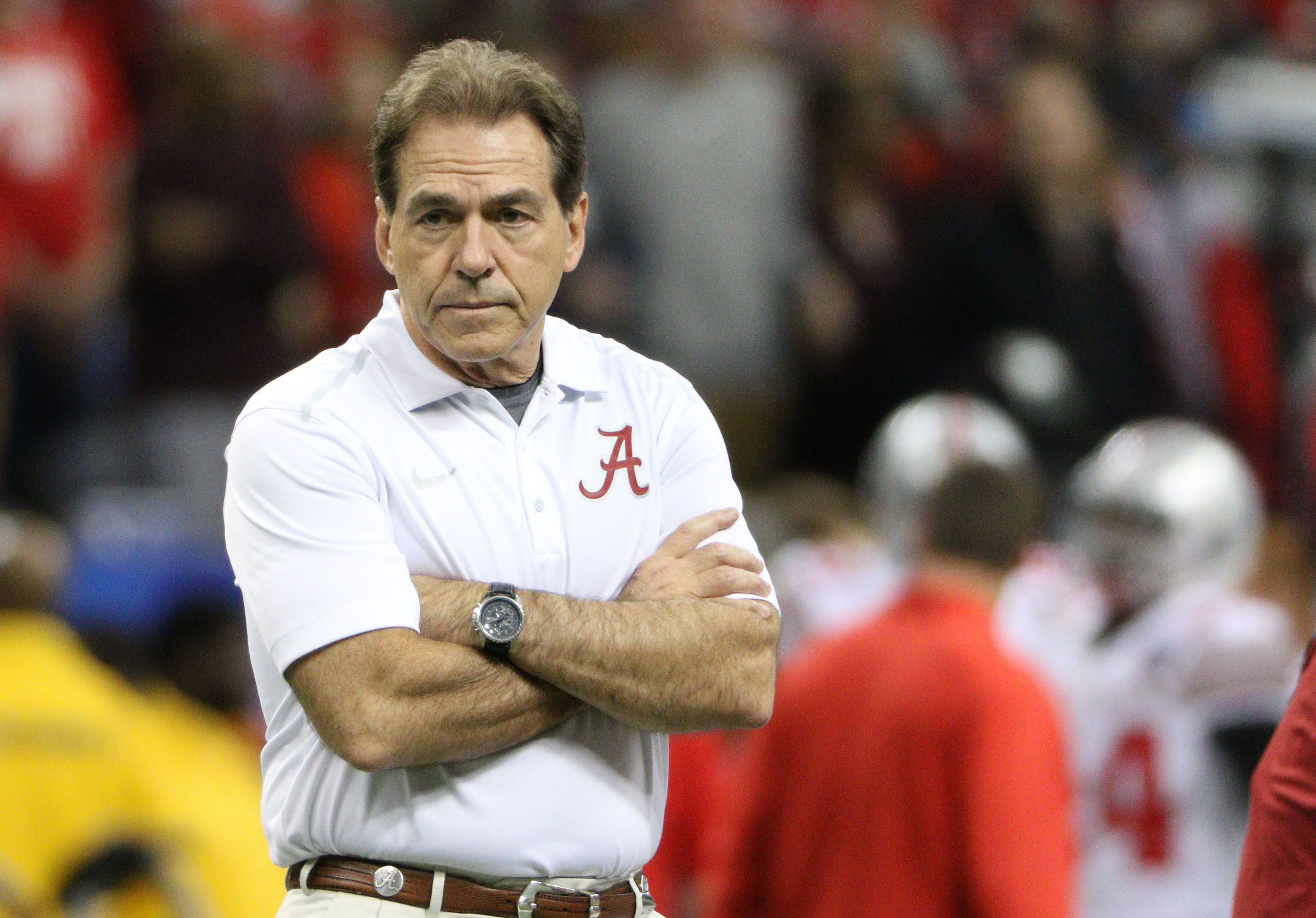 writing his own history why nick saban is retiring at alabama