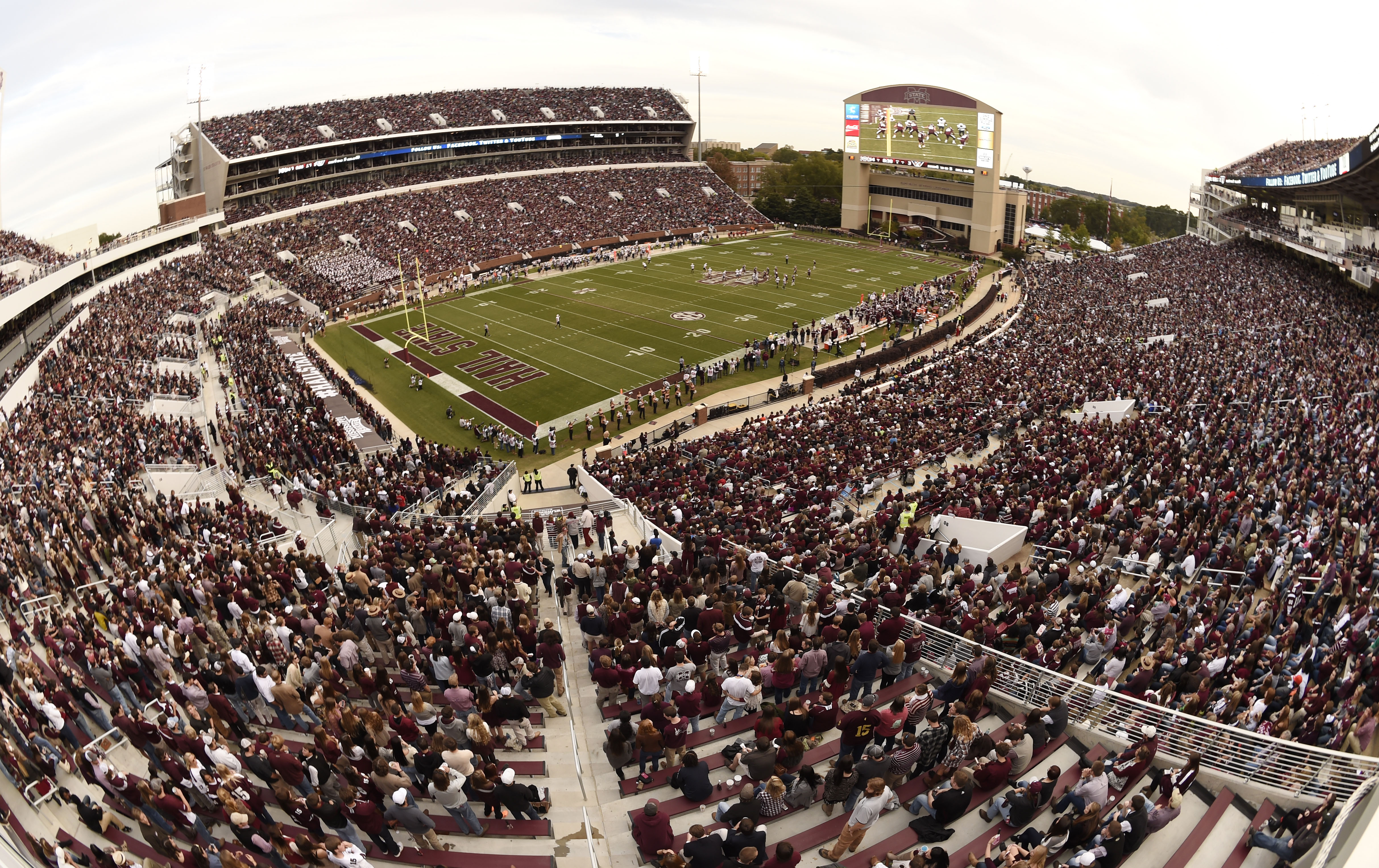 Most Recent Sec West Facilities Renovations By Team