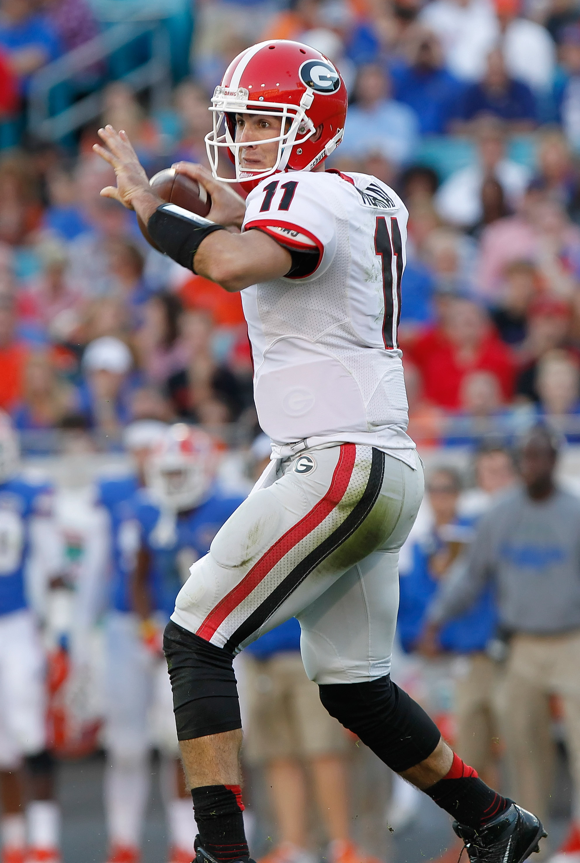 Report Former Georgia Qb Aaron Murray Released By Kansas