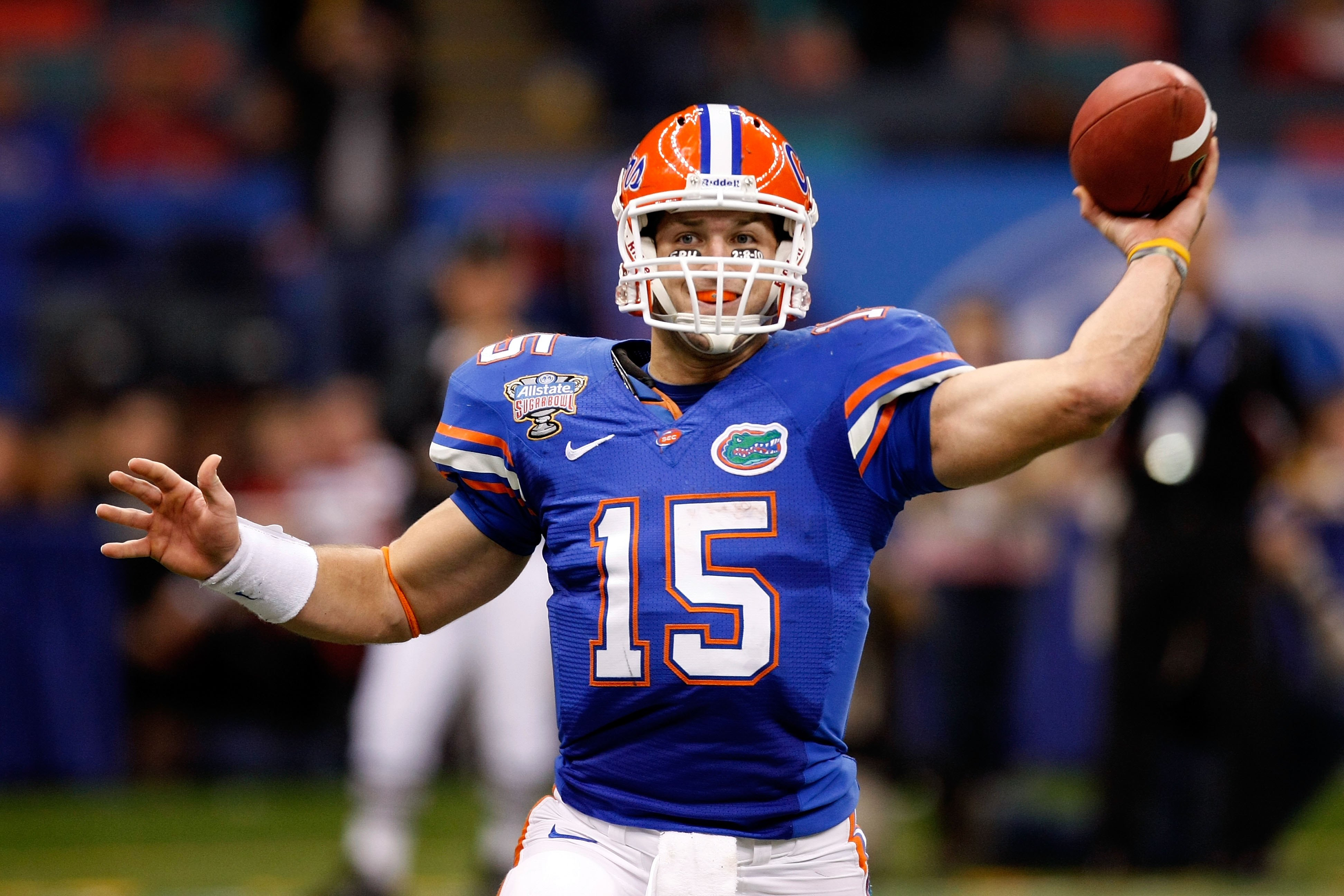 tebow florida jersey