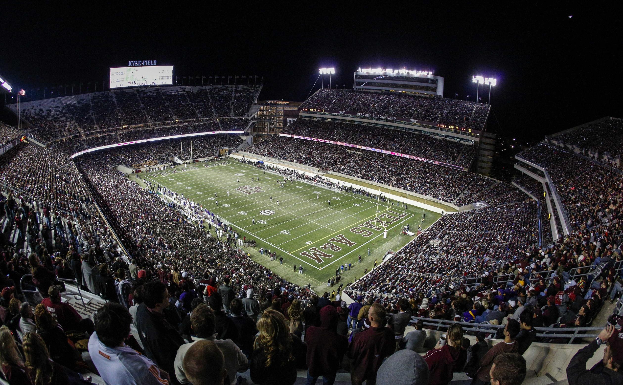 photos updating the secs stadium renovations