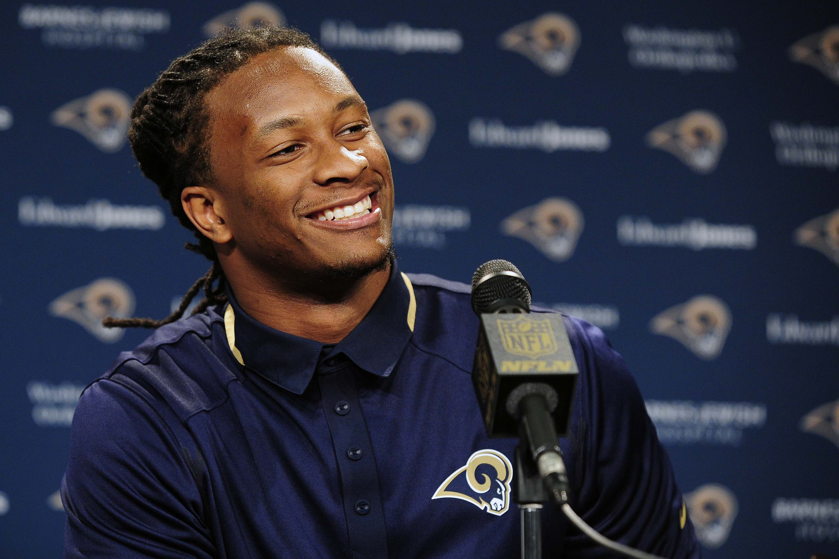 todd gurley - photo #1