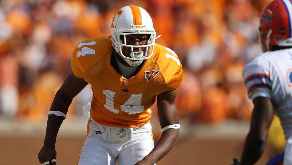 Former Vols standout Eric Berry practices 8 months after ...