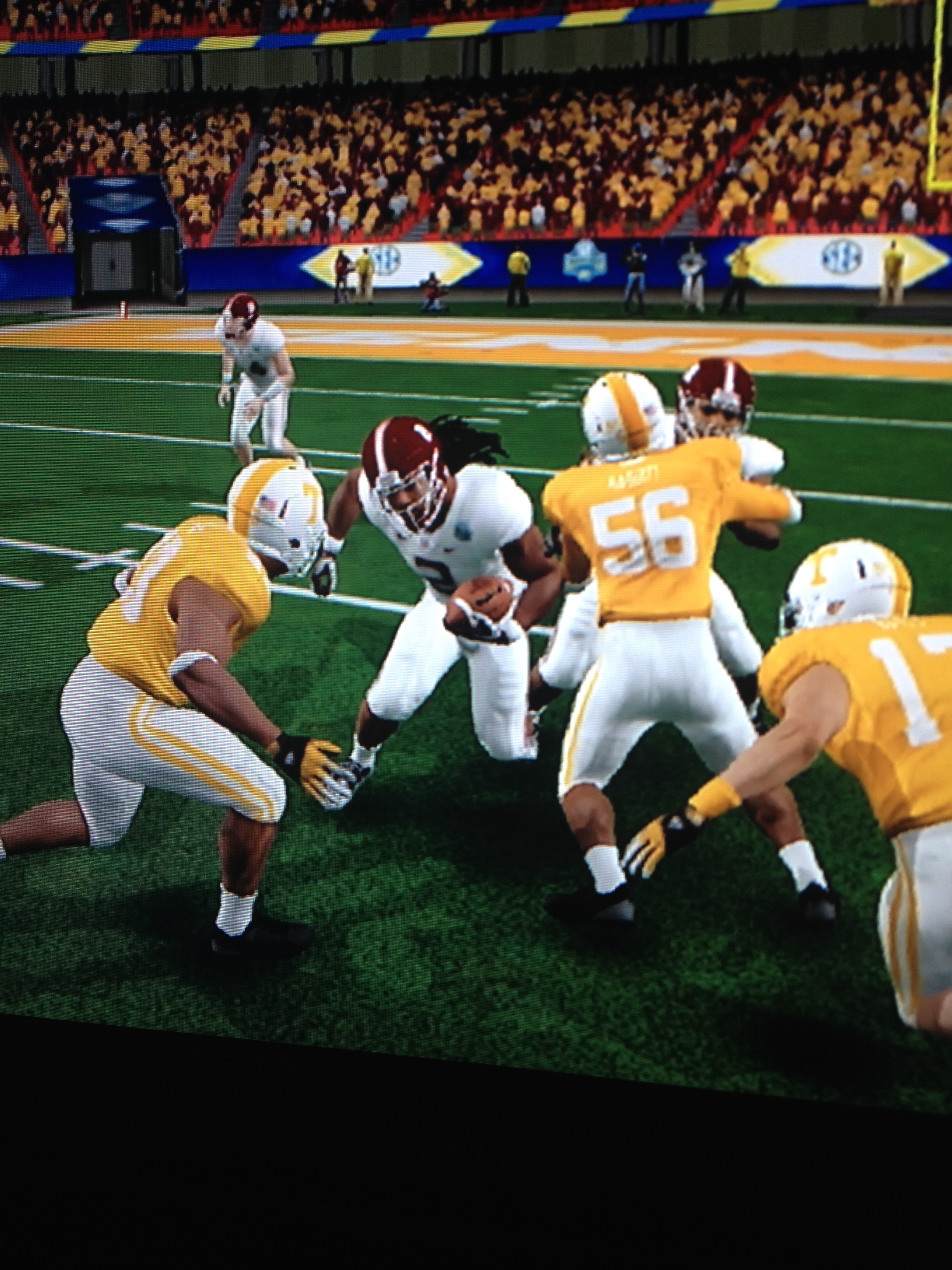 The Best And Worst Sec Player Ratings In Ncaa Football 16 Video Game