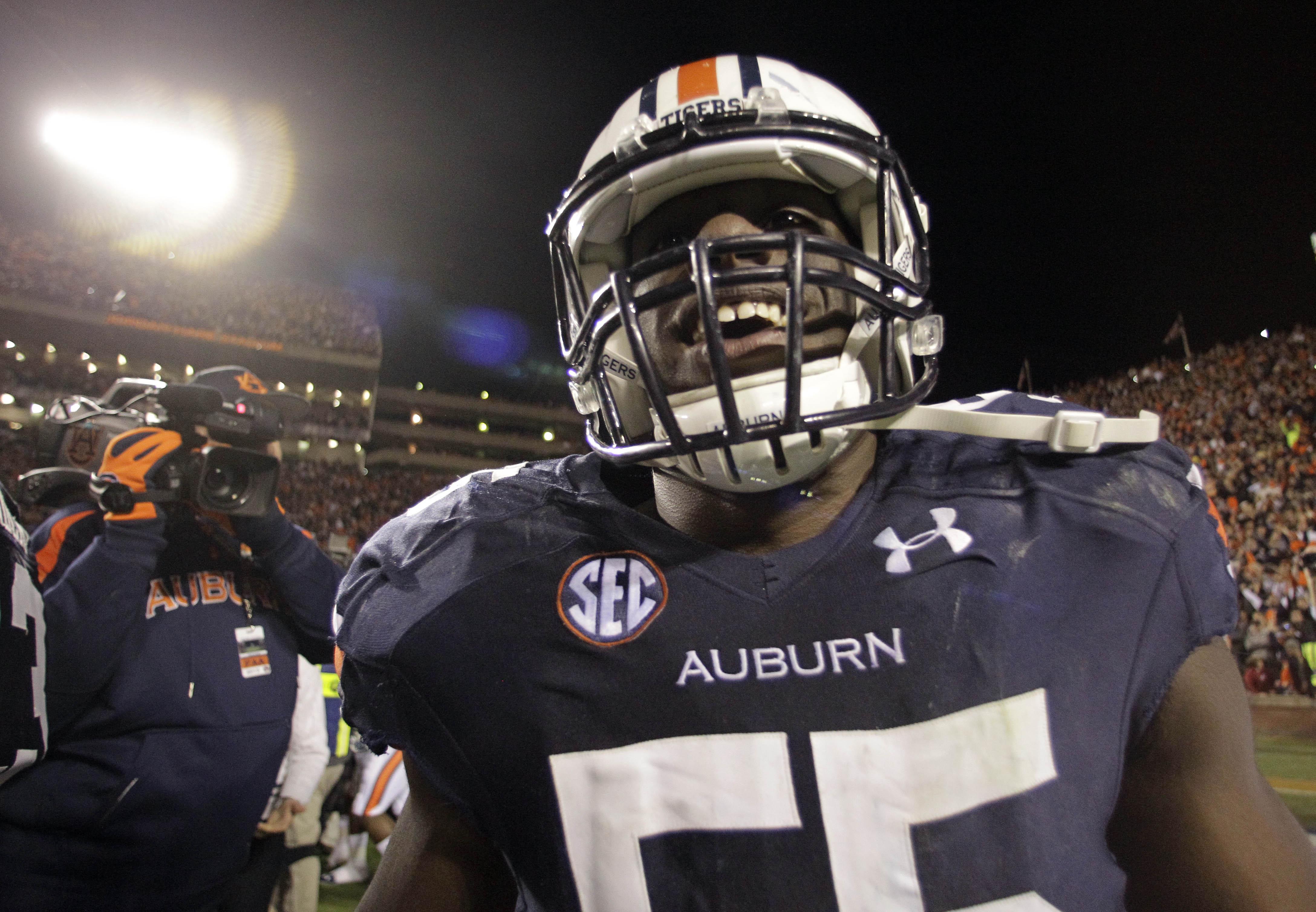 Video An inside look at Auburnu0027s
