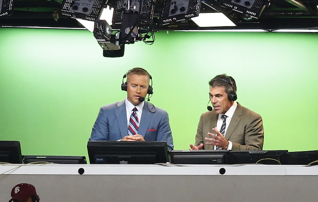 List Of TV Commentators For Every SEC Game In Week 1