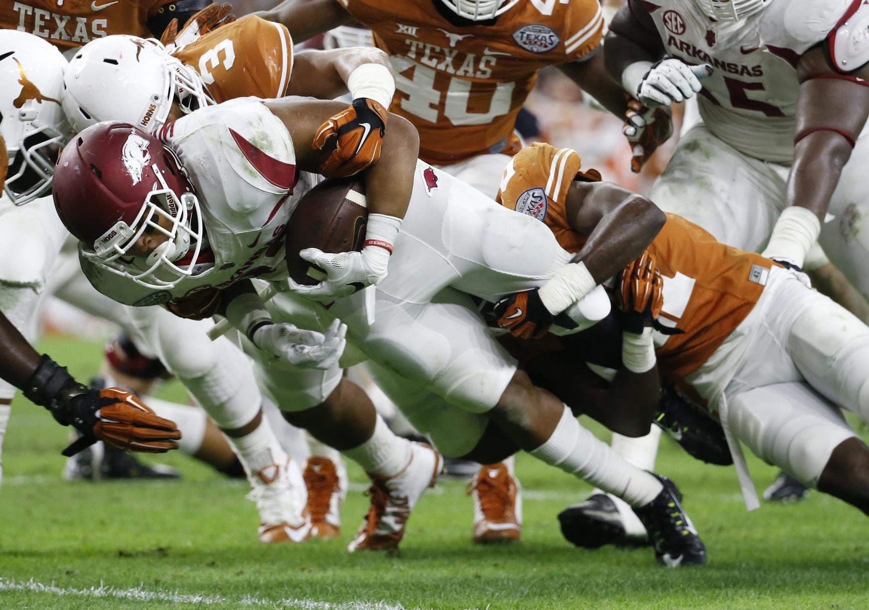 Arkansas vs. Texas A&M - Game Summary - espn.com