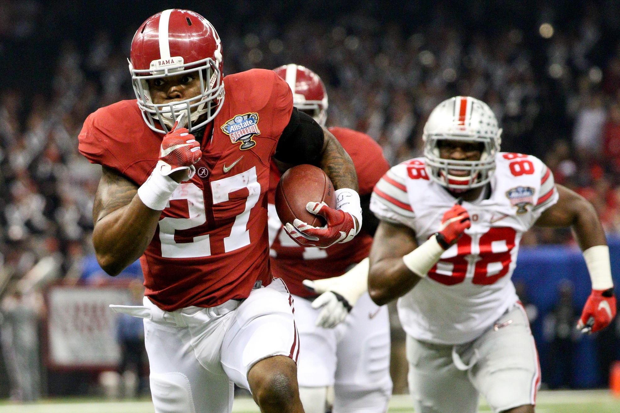 Projecting The 2015 Sec Rushing Leaders